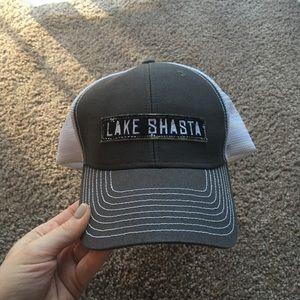 Lake Shasta Baseball Hat